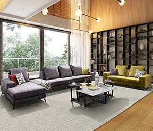 布艺沙发多少钱_可信赖的卡昂布艺沙发供应商推荐