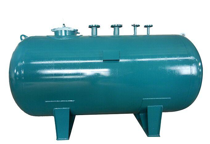 不锈钢硅磷晶罐-空气储罐安装-不锈钢硅磷晶罐安装