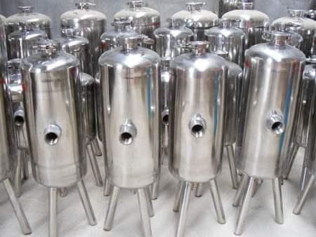 储气罐制造厂家-不锈钢硅磷晶罐定制-不锈钢硅磷晶罐定做