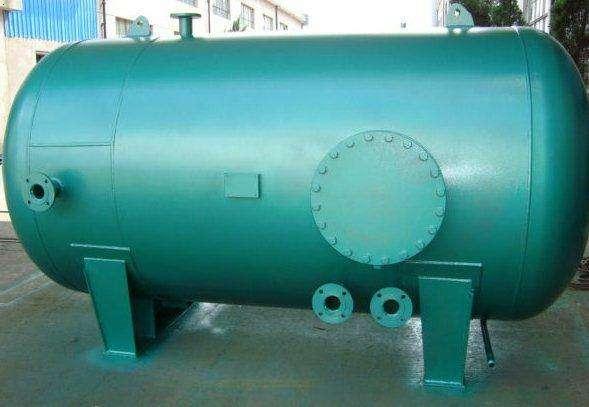 空气储罐-储气罐安装-硅磷晶罐安装