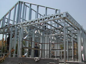 中卫轻钢别墅价格-供应银川市高质量的轻钢别墅