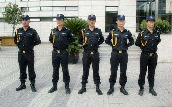 哪里找有实力的公司安保服务-工厂保安服务