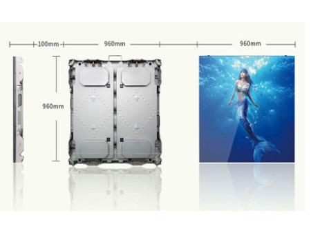 沈阳LED显示屏的六种安装方式,你知道吗?