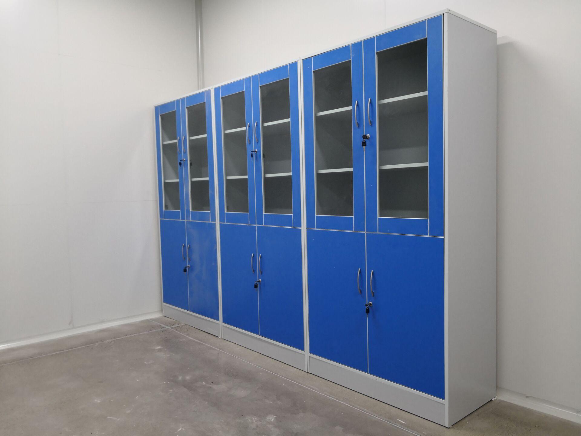 药品货架-甘肃谱施实验设备高性价比的兰州药品柜