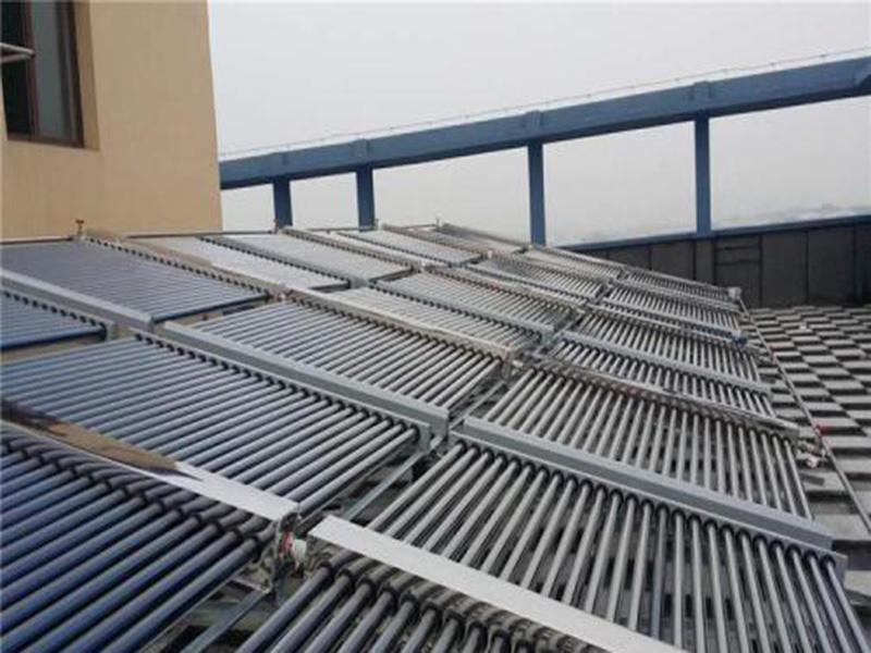 陕西太阳能热水改造-经验丰富的太阳能热水工程哪里有