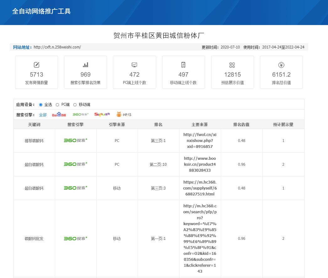 贺州商贸平台建设公司价位_哪里有靠谱的贺州网站建设