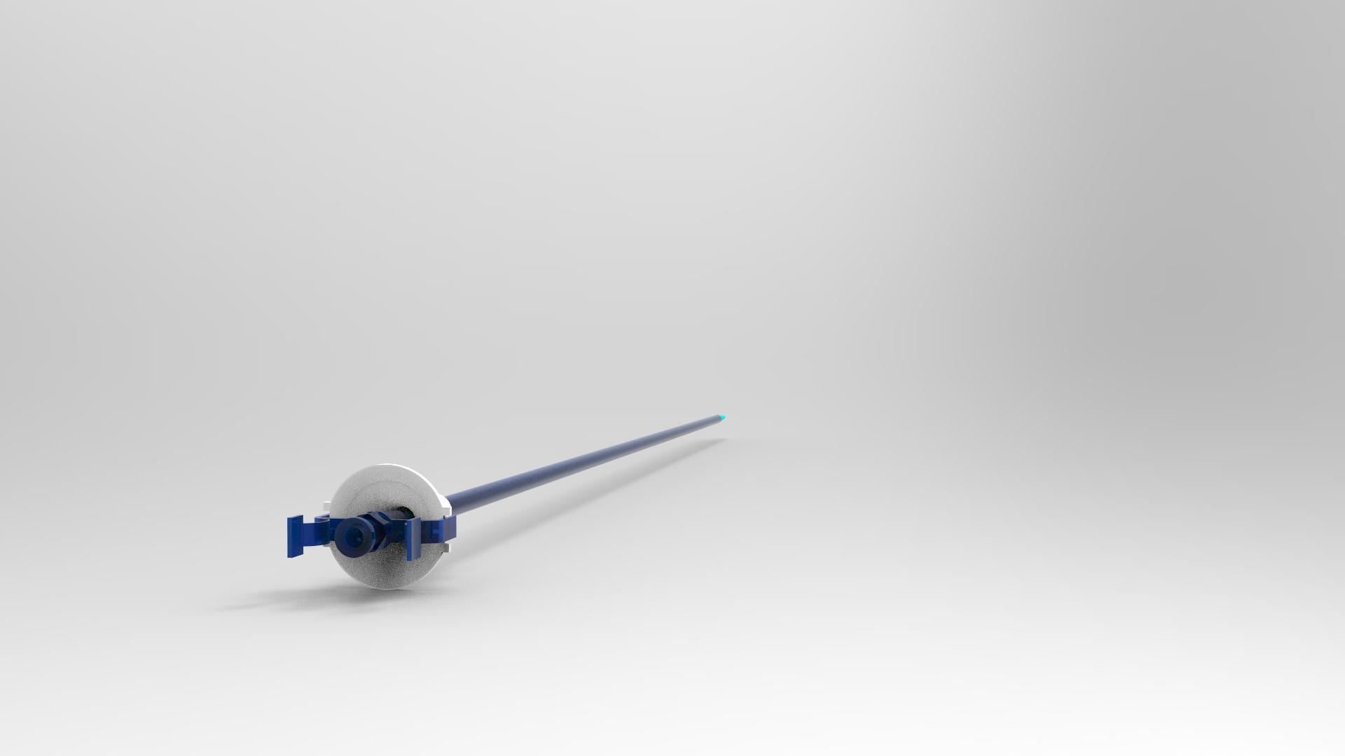 输尿管软镜导镜鞘-输尿管软镜负压吸引鞘-12 输尿管软镜鞘