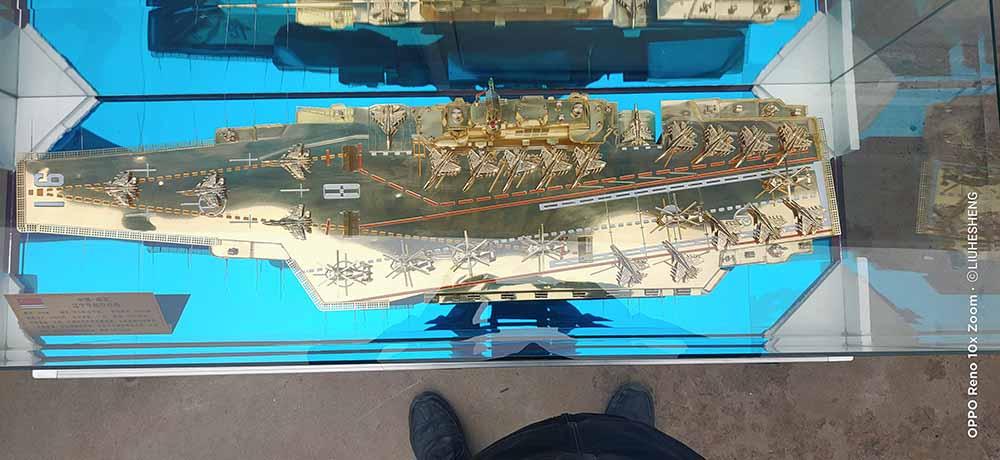 手工制作纸船舰模型-风帆船舰模型-回想过去船舰模型制作