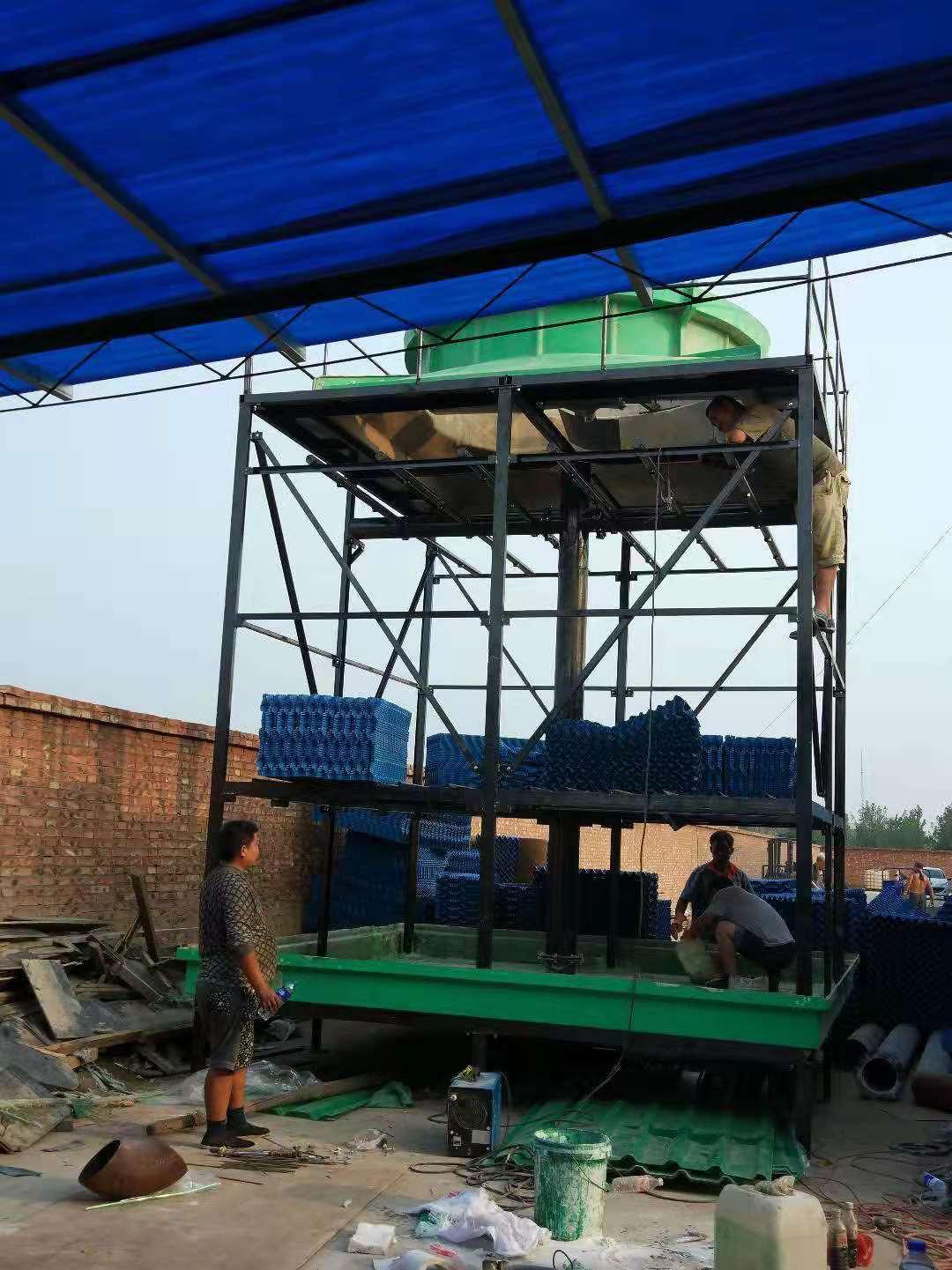 浙江方形冷卻塔價格_使用安全的方形冷卻塔