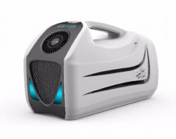 蚊帐空调制造公司-便携式移动空调制作原理-便携式空调的优势