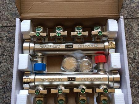 梨樹分水器-遼寧省價位合理的分水器哪里有供應