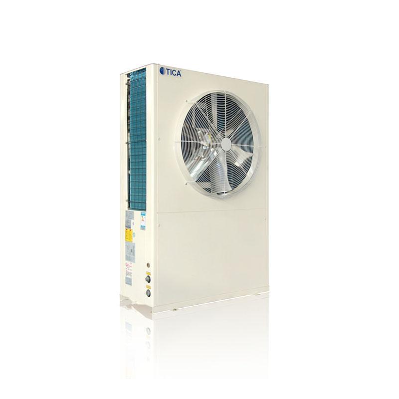 风冷模块空调厂家批发_买物超所值的风冷螺杆式冷热水机肇庆市广实机电