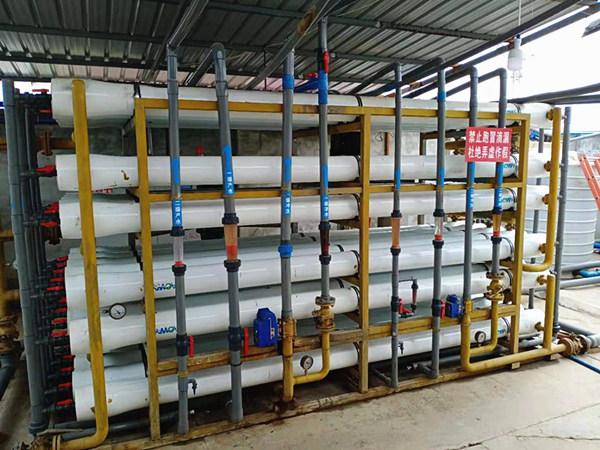 专业应急渗滤液处理设备