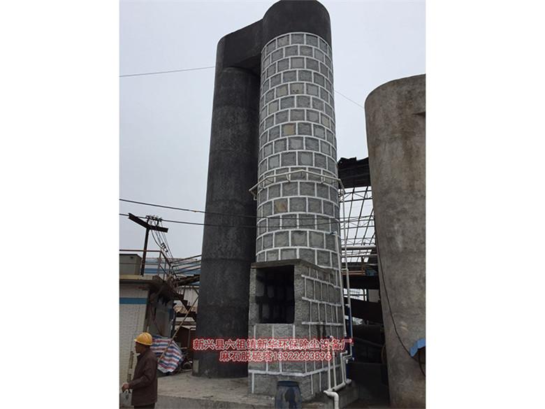 轮窑脱硫塔价格-除尘器设备生产厂家-窑炉脱硫除尘器
