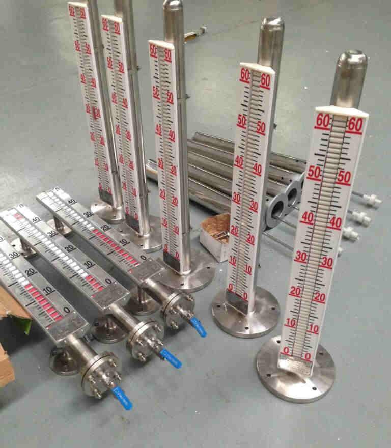 磁翻柱液位计厂家_磁翻柱液位计生产厂家高规格