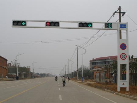 八棱杆厂家直销价格-哈尔滨2F标志牌杆