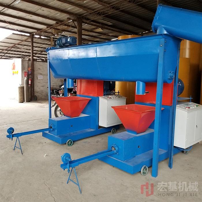 煤棒機廠家 煤棒成型機價格 煤棒機生產廠家-宏基機械