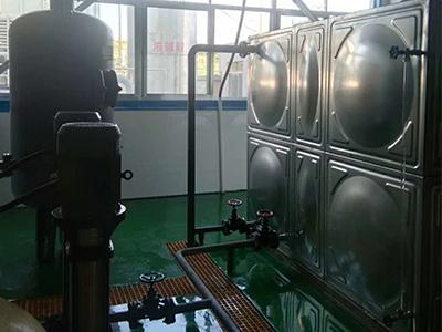 兰州换热机组_甘肃四和环保供水设备