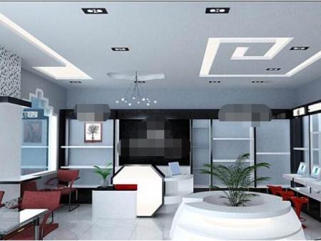 《华丽变身》售楼中心设计搭建——售楼中心设计施工(和泰)