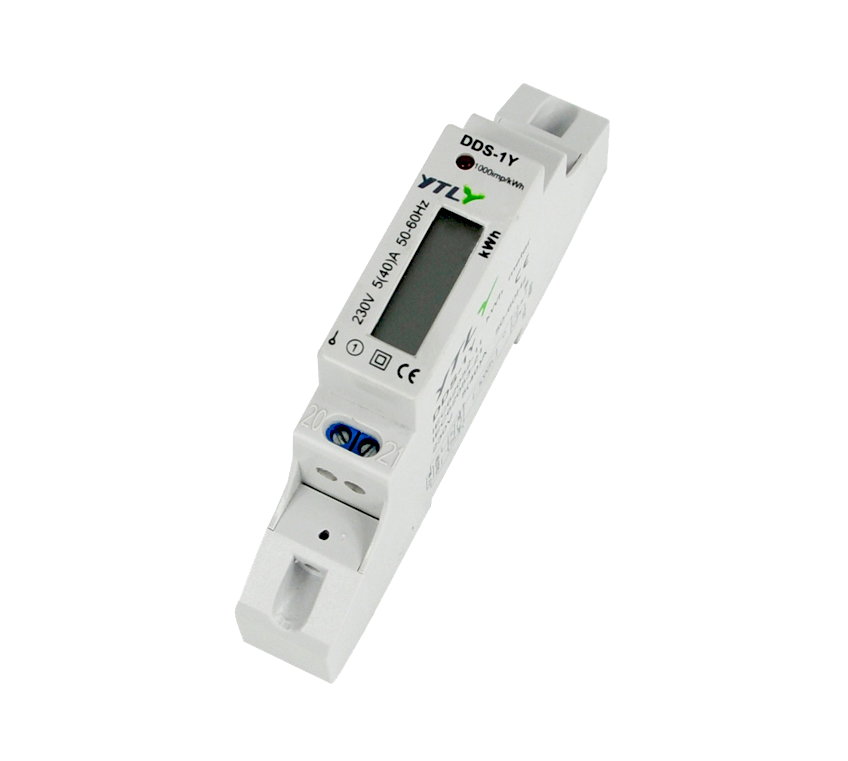 单相单节LCD电表(D112003D112068)