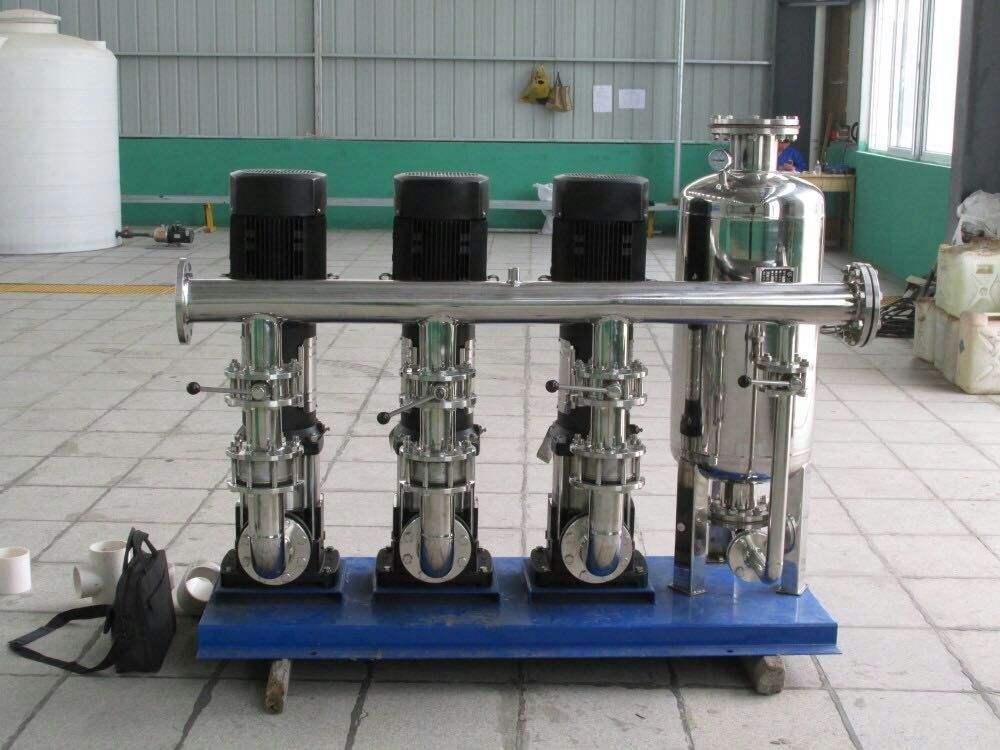 优惠的哈尔滨无负压供水设备龙兴环保供应_哈尔滨全程综合水处理器