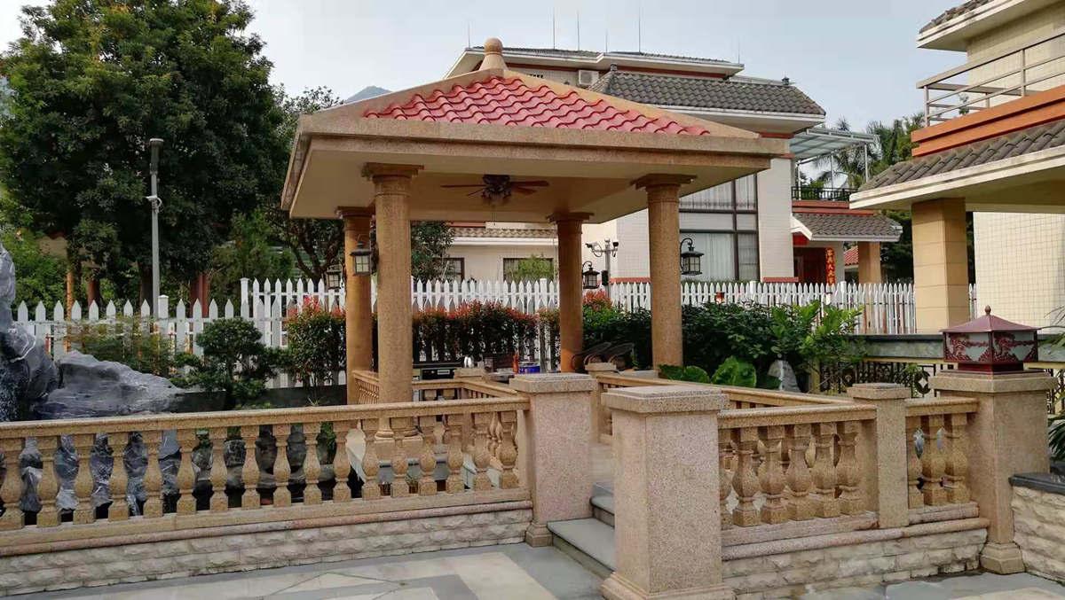 锦鲤鱼池过滤器-私家楼顶花园景观设计-地下室施工组织设计