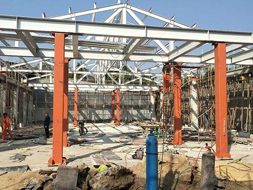广州花都专业搭建钢结构阁楼/楼梯/阁楼/楼梯制作/二层楼制作