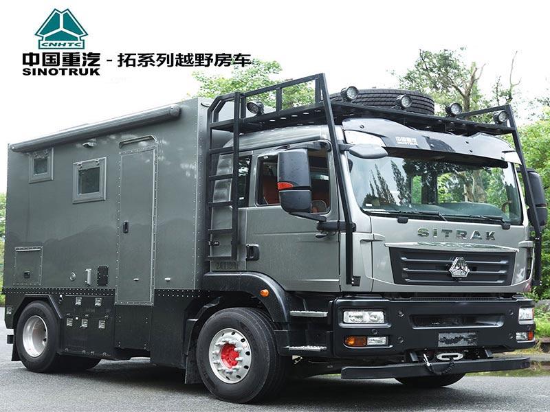 宁波房车销售-汕德卡越野房车出售-买中国重汽房车