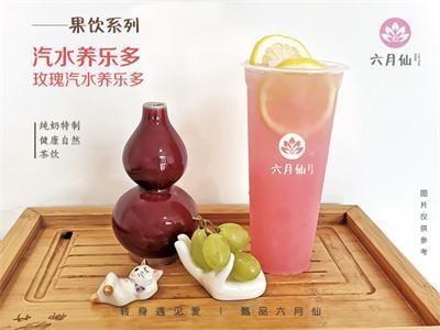 【六月仙奶茶】烟台奶茶加盟店_烟台0元加盟奶茶店_创业扶持