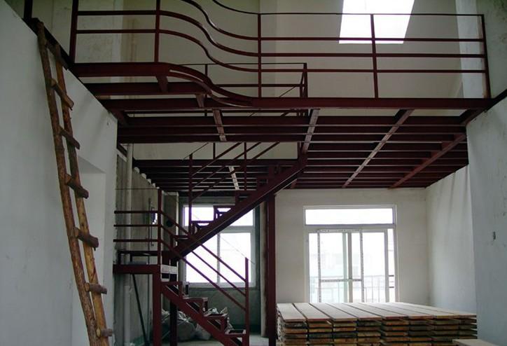 广东钢结构建筑体系铁硼搭建-阁楼搭建-阳光棚搭建-钢结构阁楼