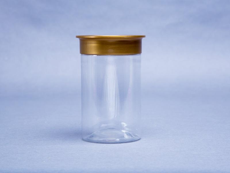 云浮pet食品瓶定制-云浮透明塑料罐定制