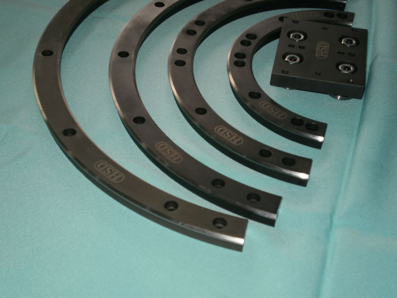 圆弧导轨-圆环导轨-圆弧轨道生产厂家