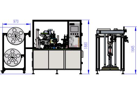 河南百葉片打磨機廠-濮陽百葉片制造機-三門峽百葉片制造機
