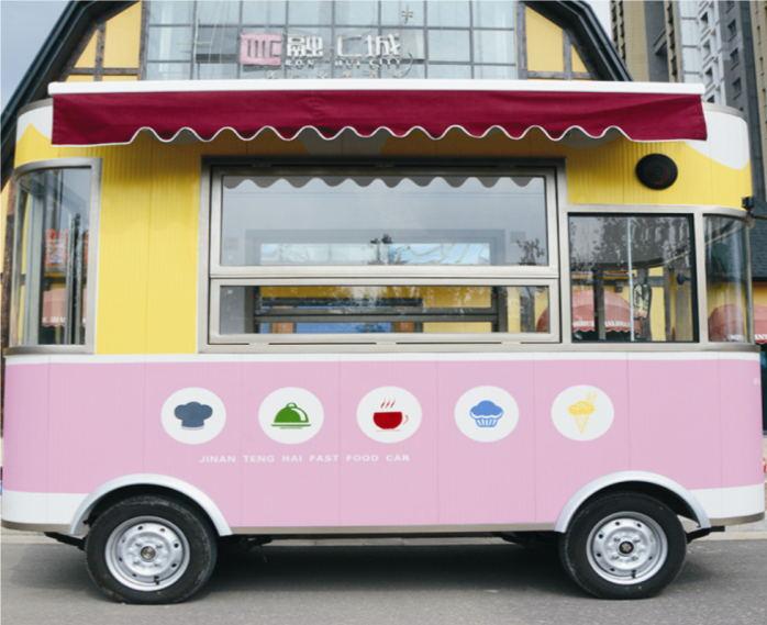 銀川移動餐車定制-寧夏回族自治區品牌好的移動餐車