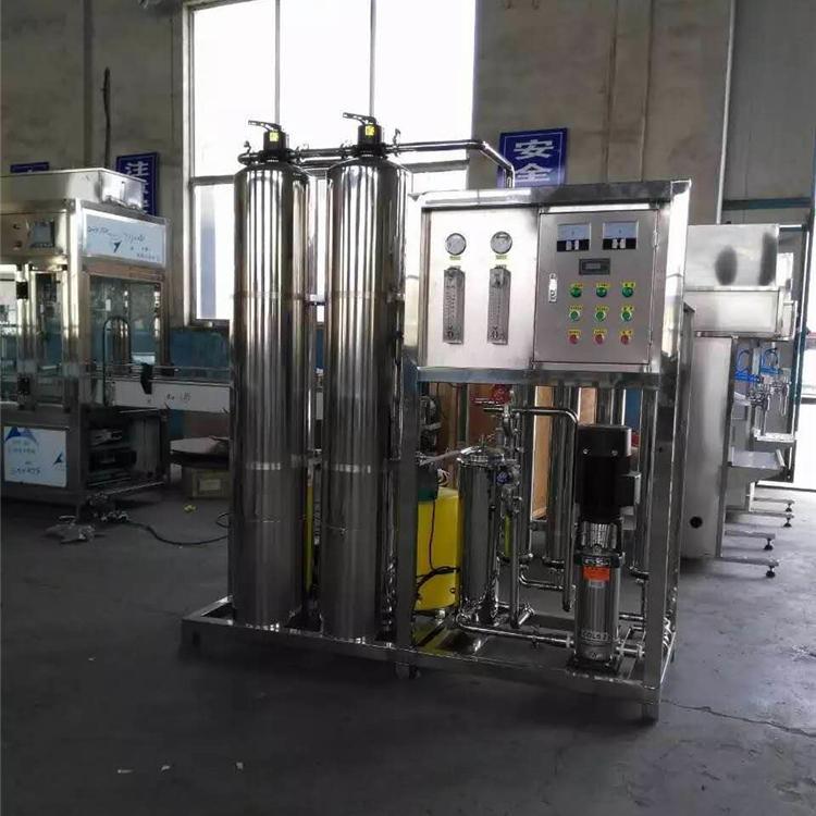 纯净水设备-青岛反渗透纯净水设备报价