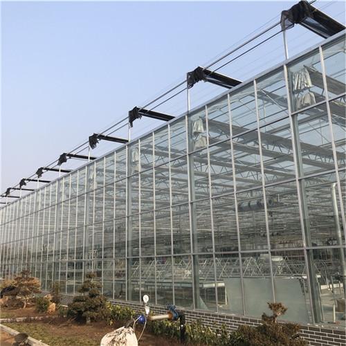 玻璃连栋温室-潍坊玻璃连栋温室-潍坊玻璃连栋温室生产