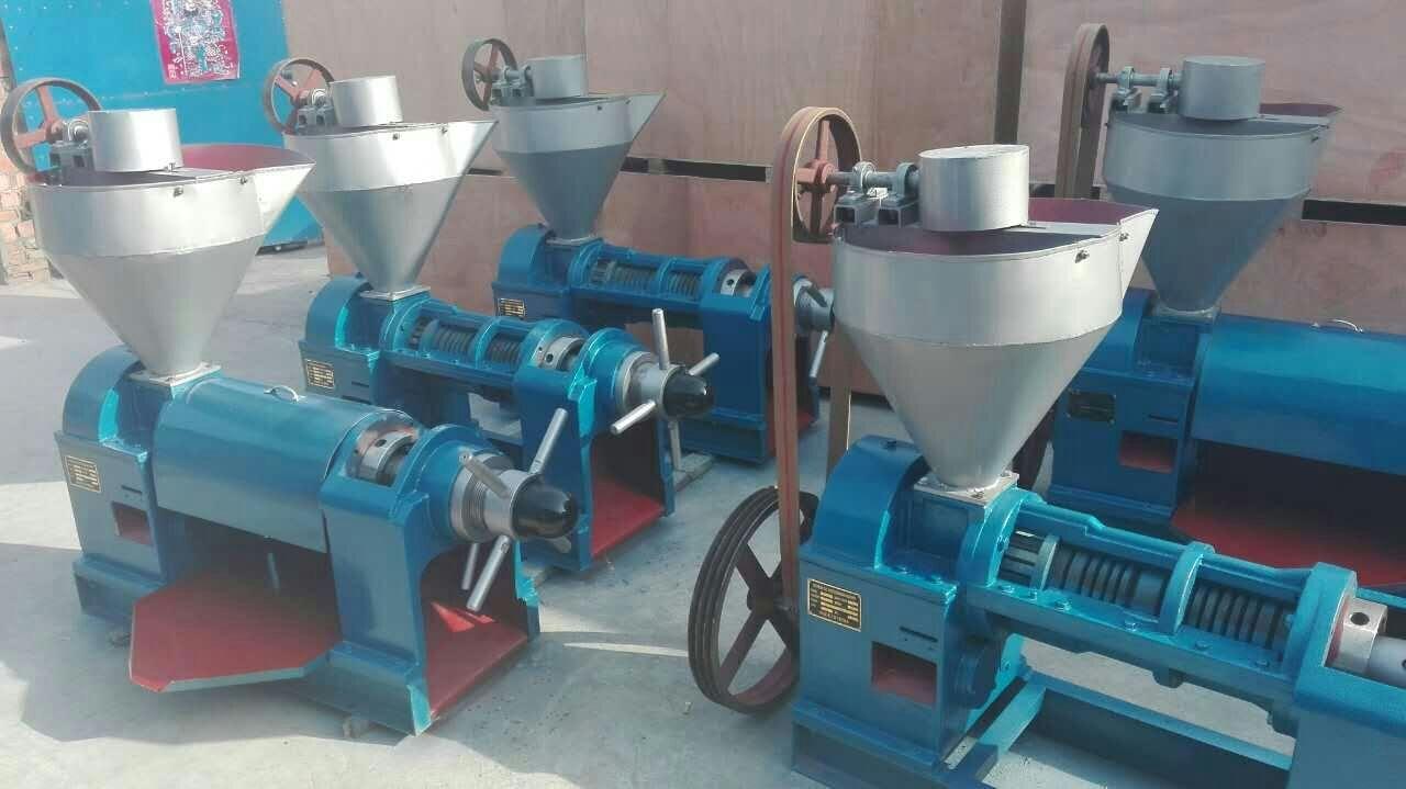 螺旋榨油机供销-螺旋榨油机生产厂家怎么样