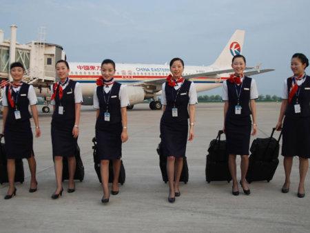 【青岛华东航空艺术专修学校】为什么要到山东乘务员学校学习?