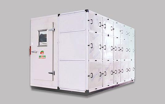 低温污泥干化_除湿热泵污泥干化_污泥烘干-选择德尔科机电公司
