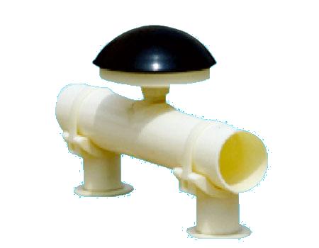 球冠型曝气器专业供应商_双力橡塑 球冠型曝气器低价批发