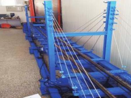 镇江建筑火灾试验平台|买斜拉桥试验装置,就选卡姆夫机械