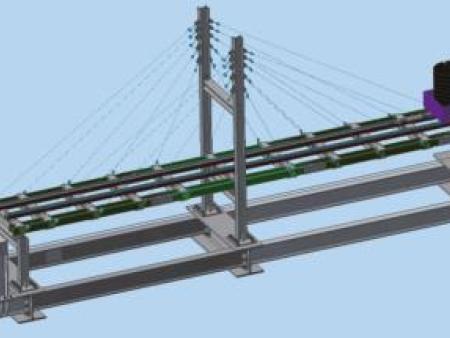常州斜拉桥试验装置-性价比高的斜拉桥试验装置