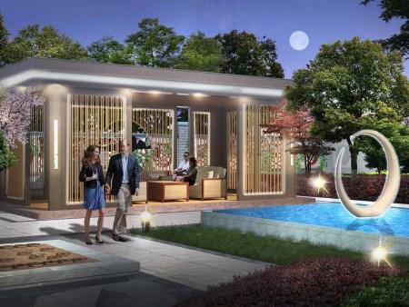 甘肃园林设计_口碑好的园林景观设计公司,甘肃龙丽园林景观设计