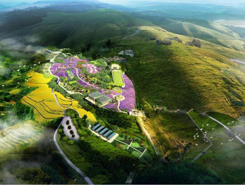 乡村旅游设计-兰州园林景观设计公司哪家专业