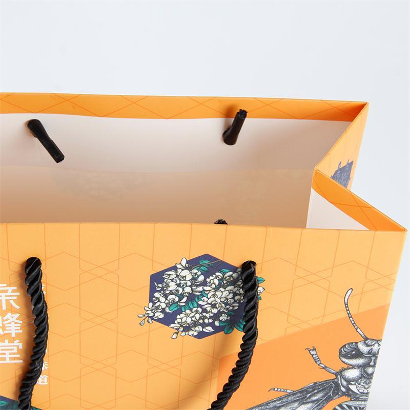 設計手提袋廠家批發-供應超值的廠家定做紙袋包裝設計手提袋
