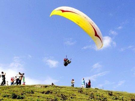 滑翔伞装备费用是多少?辽宁滑翔伞基地为你介绍