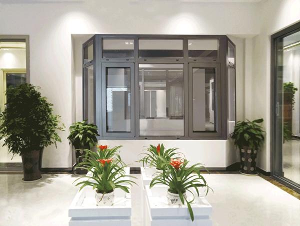 铝合金门窗加盟门窗十大品牌排名中铝九府