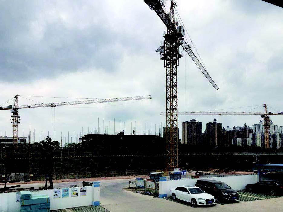 海南提升机租赁-海南专业的塔吊租赁推荐