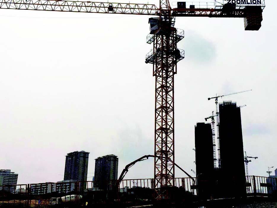 海南塔式起重机公司-有口碑的塔式起重机租赁哪里有