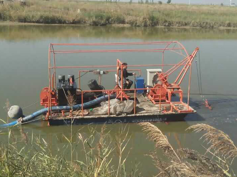 (商机我有)清淤船哪家好——清淤船生产厂家